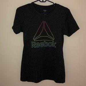 Reebok elements logo tee